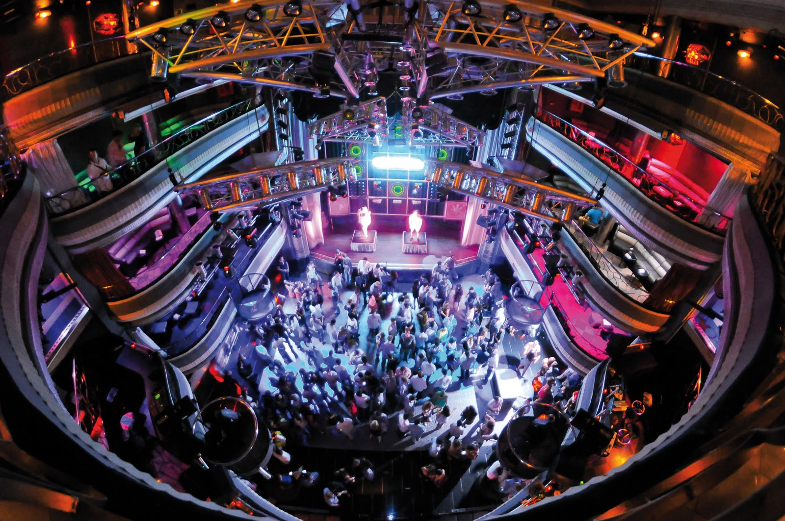 Vamos A Bailar: Best Places to Party in Spain - HBT MAG